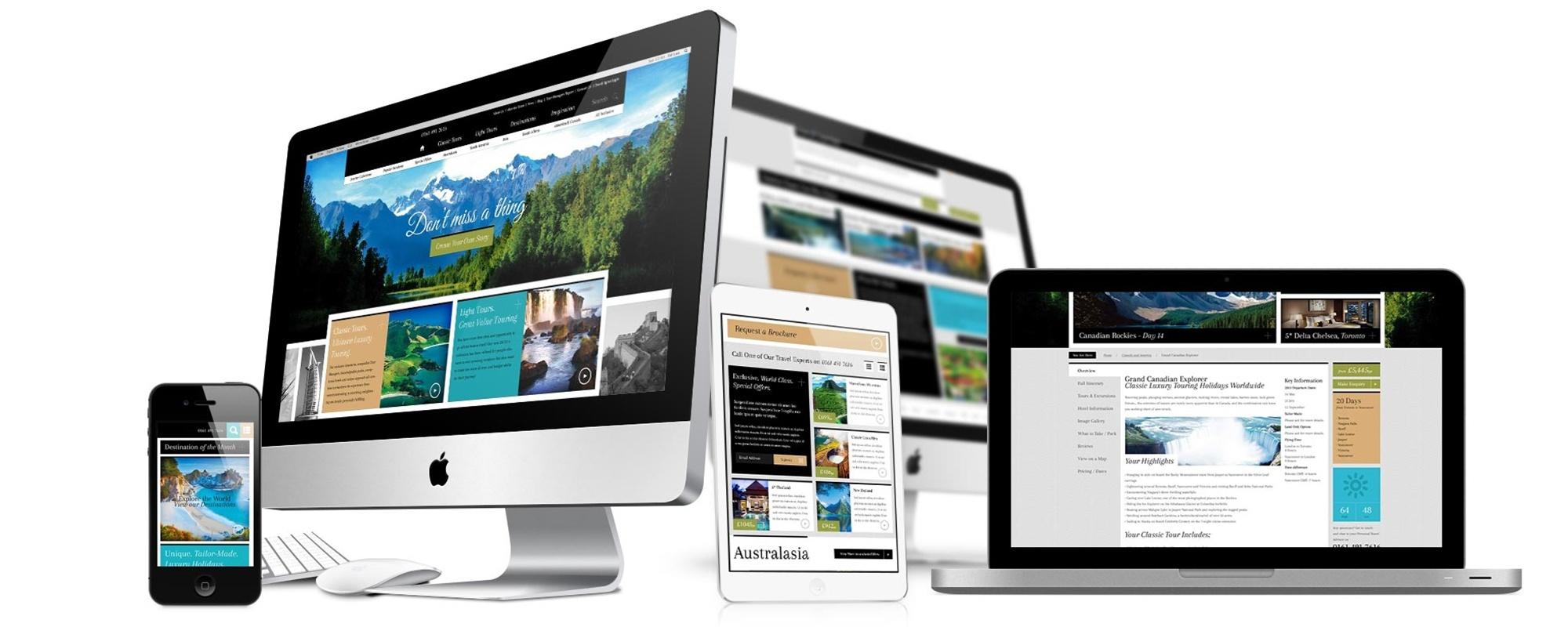 como criar meu site