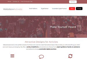 Websites4Activists